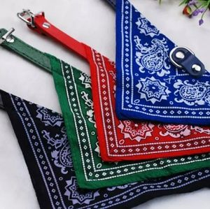 Other - Dog collars with attached hankerchief
